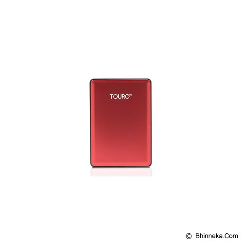 HGST Touro S 1TB [0S03780] - Red - Hard Disk External 2.5 Inch
